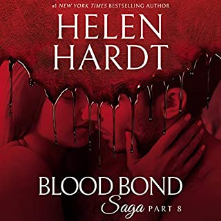 Blood Bond Saga Volumes 1, 2, 3 & 4 - Helen Hardt