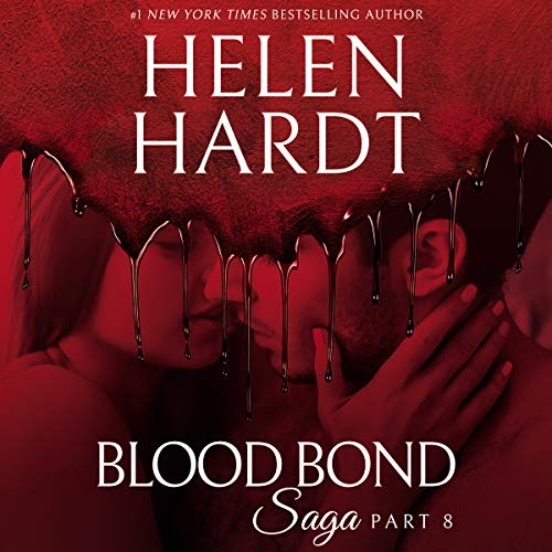 Blood Bond: 8 audiobook cover art