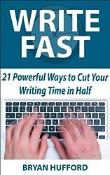 Write Fast Bryan Hufford book