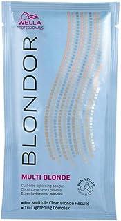 Wella - Blondor multi blonde powder sachet de 30g