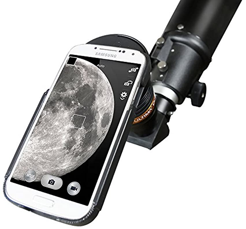 Celestron Ultima Duo Eyepiece Smartphone Adapter for Galaxy S4, 93676