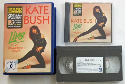 Live at Hammersmith Odeon CD&Video Double Pack [VHS]