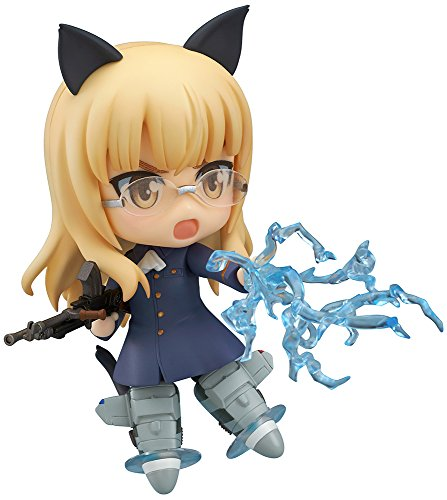 Phat! Strike Witches 2: Perrine Clostermann Nendoroid Action Figure