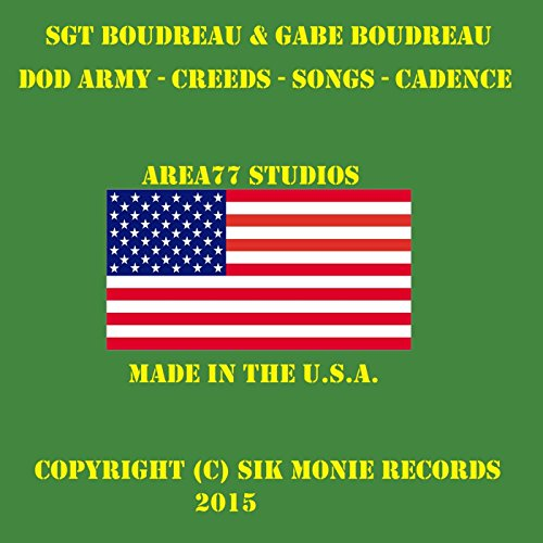 DOD Army Creeds, Songs, and Cadences