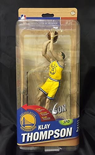 oren State Warriors NBA Series 27 Action Figure  Klay Thompson (Bronze Level Variant) by NBA