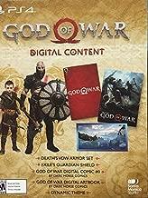 God of War Stone Mason Edition DLC Physical Card PS4 Playstation 4