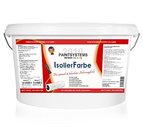 Isolierfarbe 10L