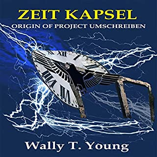 Zeit Kapsel: Origin of Project Umschreiben cover art