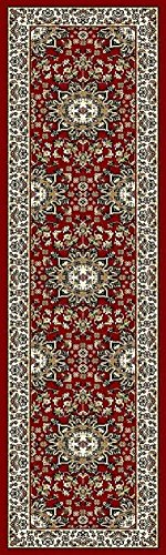 Traditional Area Rugs Red Hallway Runner Rugs Runner Rug for Hallway 2x8