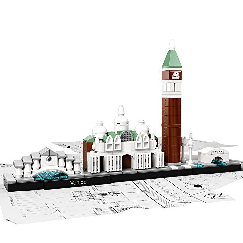 LEGO Architecture Venice 21026 Skyline Building Set