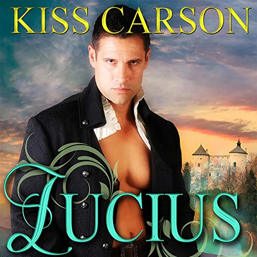 Lucius audiobook cover art
