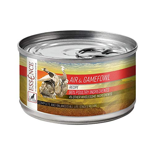 Essence Air & Gamefowl Grain-Free Canned Cat Food 5.5 oz (Case of 24)