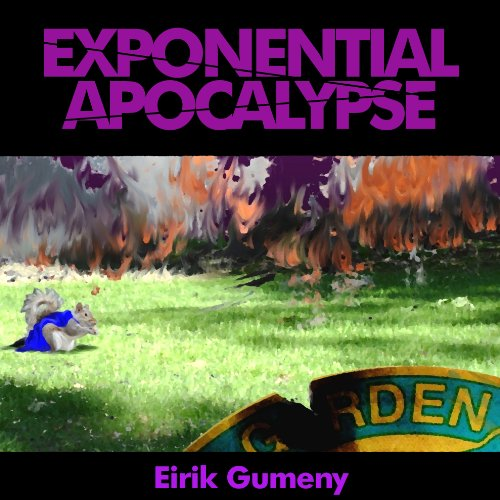 Exponential Apocalypse audiobook cover art