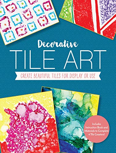 Decorative Tile Art: Create Beautiful Tiles for Display or Use