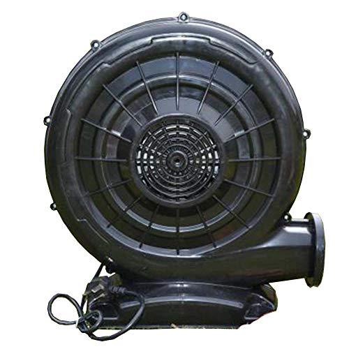 Yx-outdoor Zentrifugales Luftgebläse, elektrische Luftpumpe der elektrischen Luftpumpe 680W für aufblasbares Schloss-aufblasbares Pool, Holzkohle-Feuer,AUS