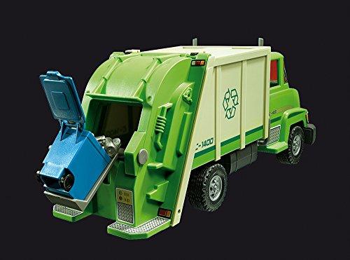 Camion Recyclage Vert Playmobil Ensemble de Jeu 5679 - 2