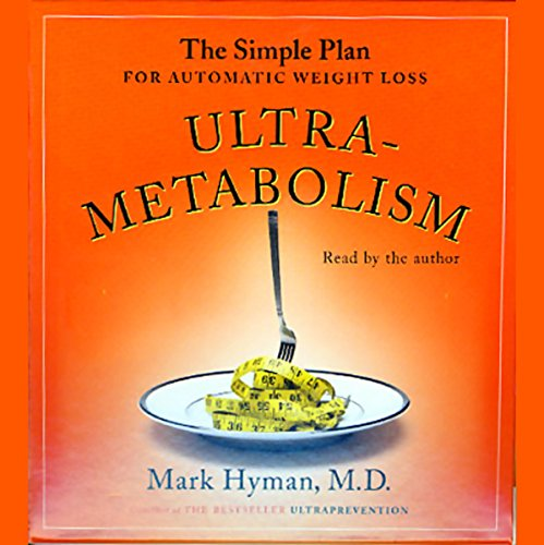 UltraMetabolism audiobook cover art