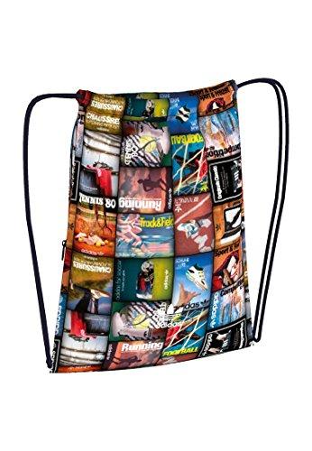 adidas Back-To-School Sacchetto Sportivo, Multicolore, Taglia unica Unisex-Adulto