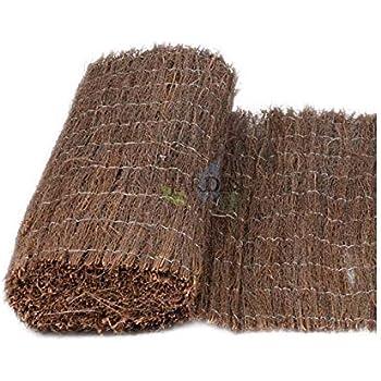 MALLA BREZO OCULTACION media 0,7-1 kg/m2 para jardín. (1,5 x 5 m): Amazon.es: Bricolaje y herramientas