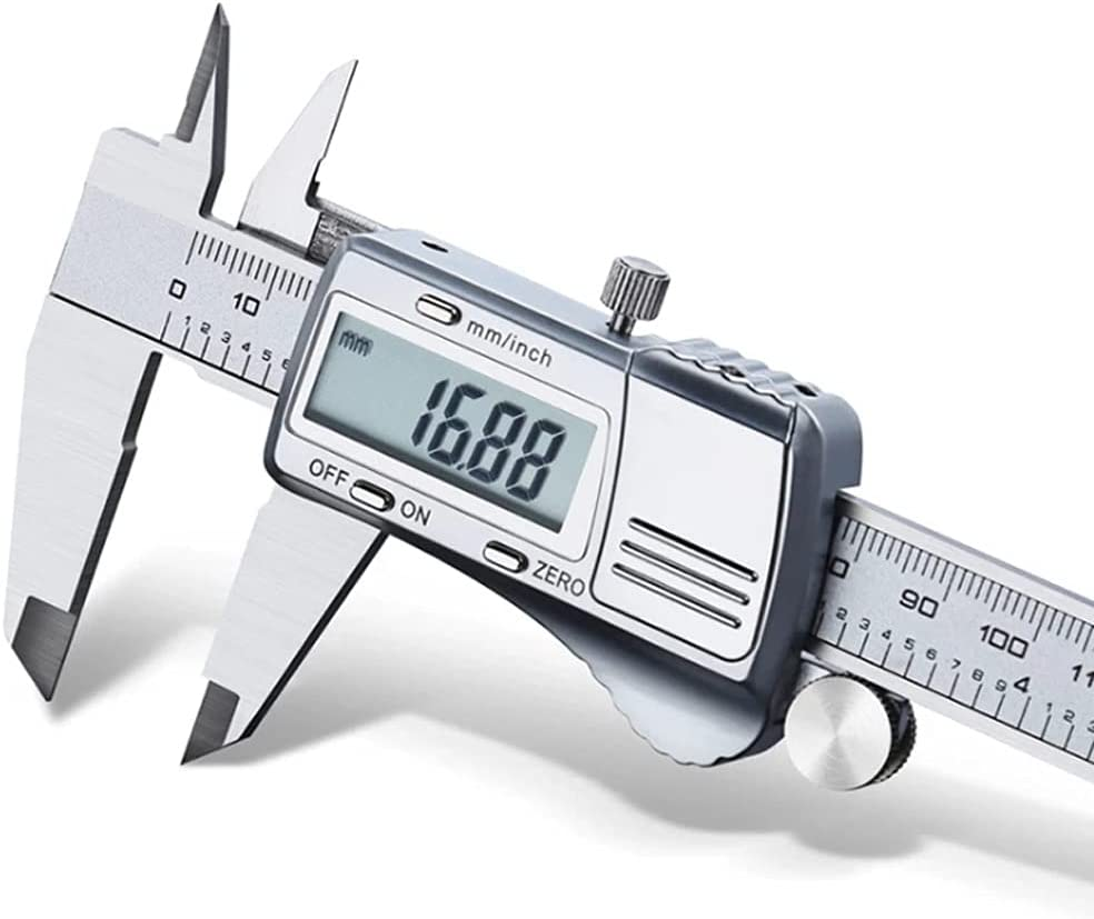 New color low-pricing TWDYC 150mm Stainless Steel Electroni Digital Caliper Industrial