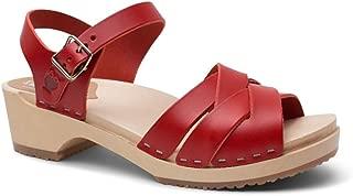 Best red clog sandals Reviews