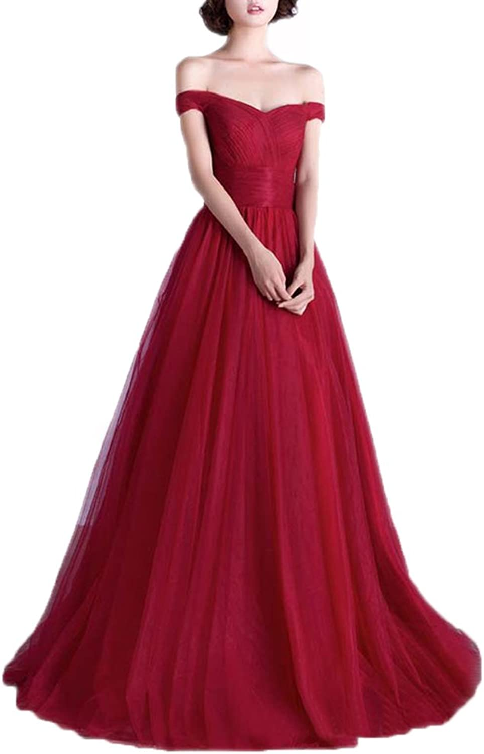 Red Wedding Dress Backless Host Lace High Waist Dress