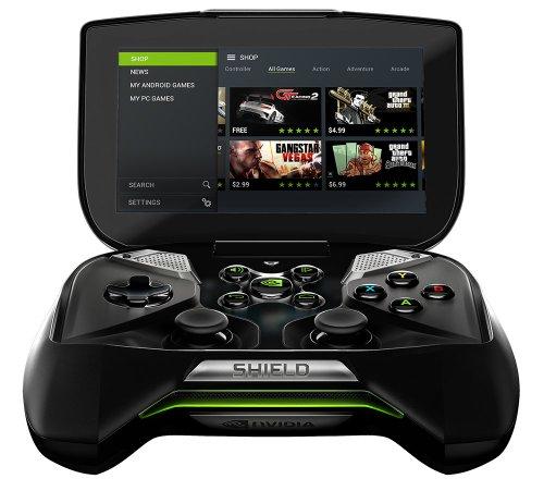 Console per Nvidia Shield