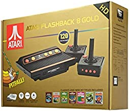 Atari Flashback 8 Gold Console Black