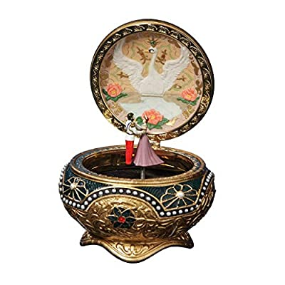 Anastasia Musical Trinket Box