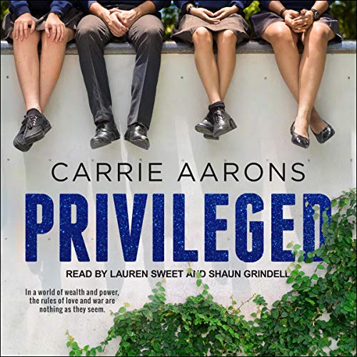 Privileged audiobook cover art