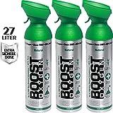 Sauerstoff flasche NATÜRLICH 27-95% Sauerstoff in der 3x9L Dose I