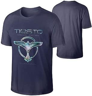 Youth Clothing SP Tiesto Man's Crewneck Short Sleeve Ultra Cotton Music Band Adult T-Shirt