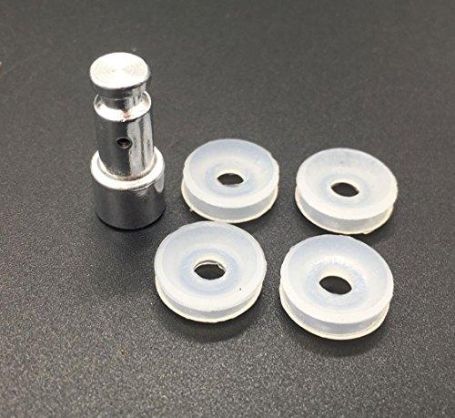 SONSMER Flotador y sellador, juego de 5 piezas, repuesto universal para modelos de olla a presión como XL, YBD60-100, PPC780, PPC770 y PPC790
