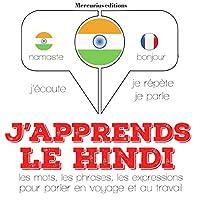 J'apprends le hindi livre audio