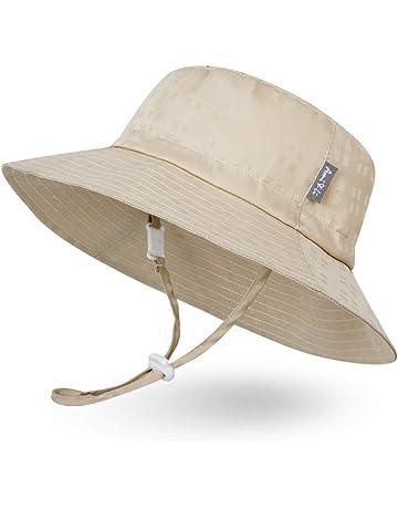 f635b595fd7c8 Ami&Li tots キッズバケットハット 日よけ帽子 UPF50+ UVカット ベビーキャップ 子供用