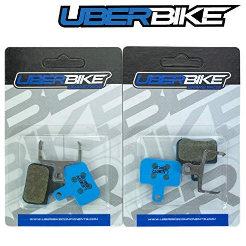 Uberbike E-Matrix Avid/SRAM DB1-DB3 DB5 - Pastillas de freno para bicicleta eléctrica,...