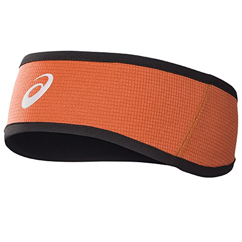 Asics Asics Bandeau orange Accessoires Running orange