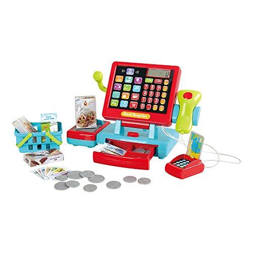 PlayGo - Caja registradora táctil eléctrica...