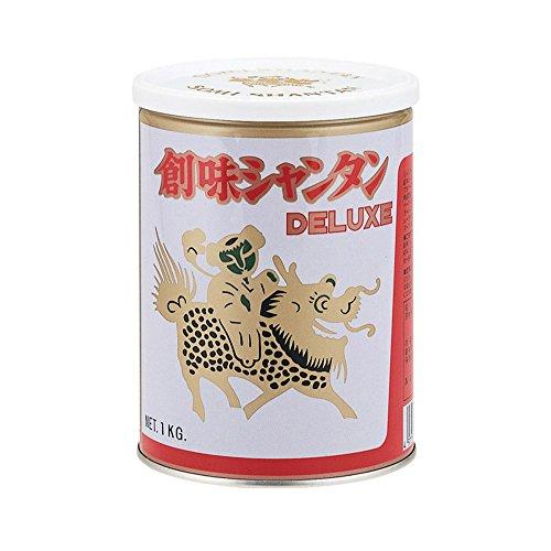 【常温】 創味食品 シャンタンデラックス 1kg 業務用 ペーストタイプ