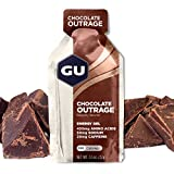proline backpack - GU Energy Original Sports Nutrition Energy Gel, Chocolate Outrage, 24 Count Box