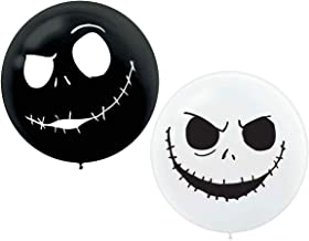 Nightmare Before Christmas Giant Latex Balloons 2ct