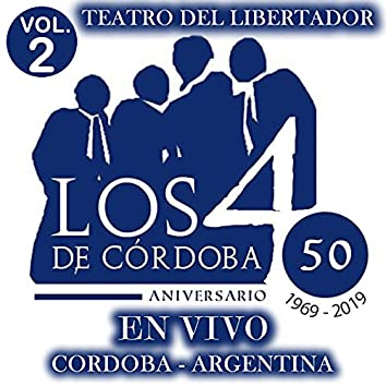 50 Aniversario 1969-2019, Vol. 2 (En Vivo, Teatro del Libertador, Córdoba, Argentina)