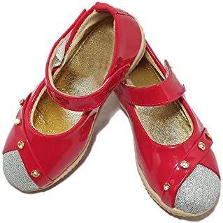 FOOTONREST Latest Collection, Comfortable & Fashionable Belly for Kids and Girls 1 Year to 10 Year