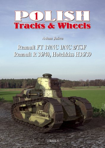 Renault FT 17/NC/NC1/NC2/TSF Renault R35/40 - Hotchkiss H35/39 (Polish Tracks & Wheels)