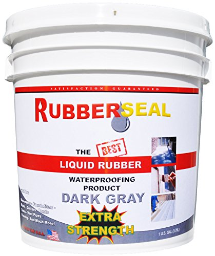 Rubberseal Liquid Rubber Waterproofing and...