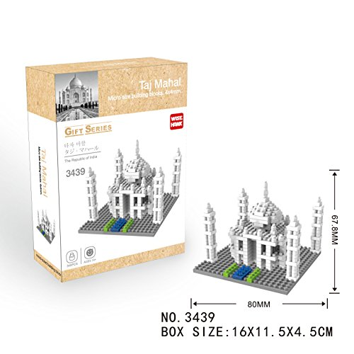 WH3439 TAJ MAHAL Gift Series WISE HAWK