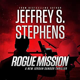Rogue Mission audiobook cover art
