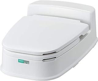 山崎産業 リフォームトイレ P型 両用式 普及タイプ(床に段差のあるトイレ用) 日本製 362509
