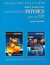 Physics, , Solutions Manual