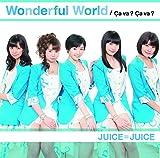 Wonderful World/Ca va ? Ca va ?(サヴァ サヴァ)(初回生産限定盤C)(DVD付)